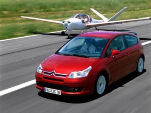 Citroen C4 Coupe 2004 года