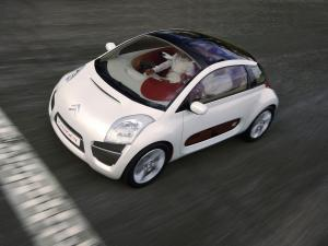 Citroen C-AirPlay Concept 2005 года