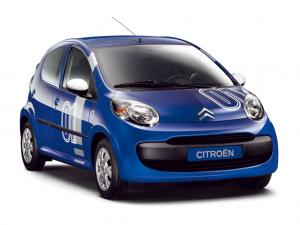 Citroen C1 Chrono 2006 года