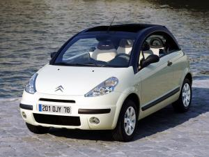 Citroen C3 Pluriel So Chic 2006 года