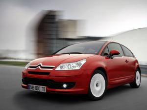 Citroen C4 by Loeb 2006 года