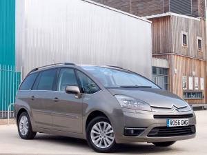 2006 Citroen Grand C4 Picasso (UK)
