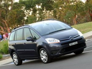 Citroen Grand C4 Picasso Premium Pack 2006 года