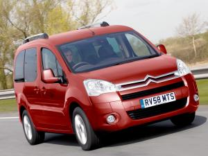 2008 Citroen Berlingo Multispace