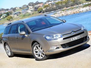 Citroen C5 Break HDi (AU) '2008