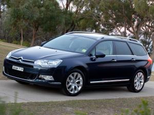 Citroen C5 Break V6 HDi (AU) '2008