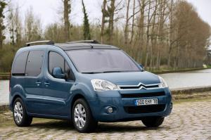 Citroen Berlingo 2009 года