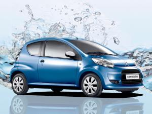 Citroen C1 Splash 3-Door 2009 года