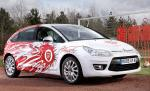 Citroen C4 Aresenal Fan Car 2009 года