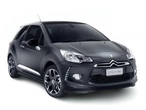 Citroen DS3 Just Black 2010 года