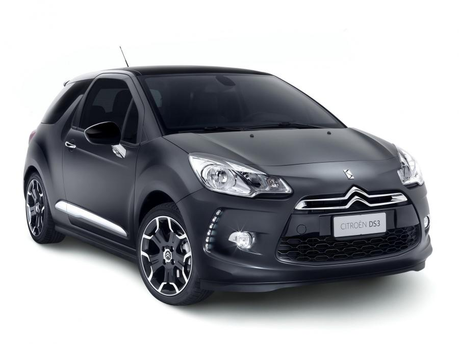 Citroen DS3 Just Black
