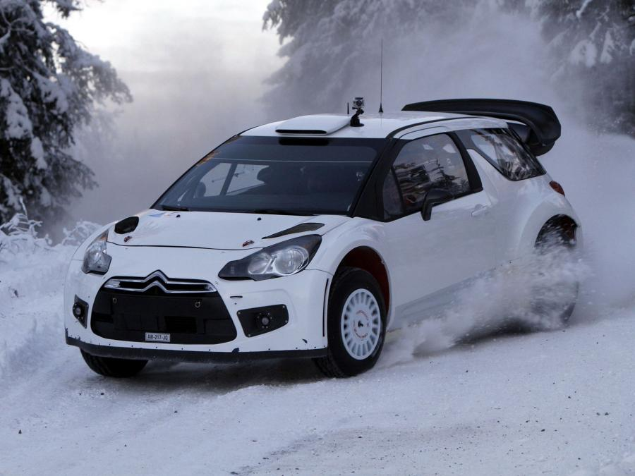 Citroen DS3 WRC Prototype