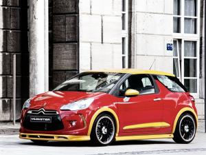 2010 Citroen DS3 by Musketier