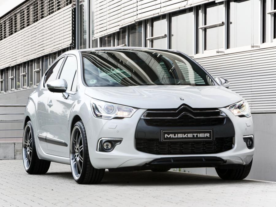 Citroen DS4 by Musketier