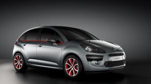 2011 Citroen C3 Red Block Concept