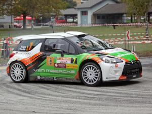 Citroen DS3 RRC 2011 года