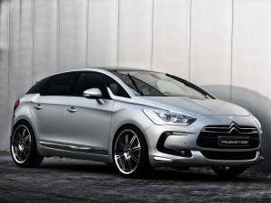 2012 Citroen DS5 by Musketier