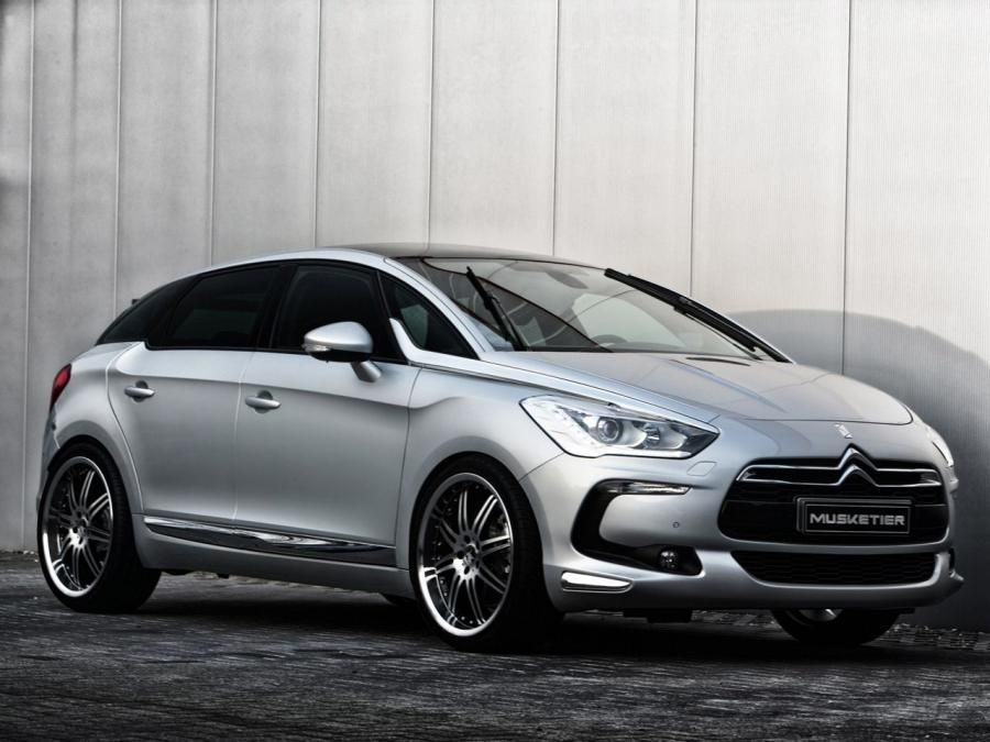 Citroen DS5 by Musketier