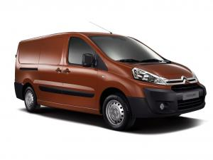Citroen Jumpy Van Long 2012 года