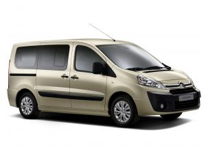 Citroen Jumpy 2012 года
