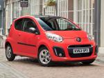 Citroen C1 Platinum 3-Door 2013 года