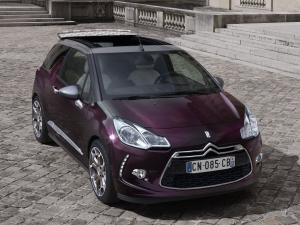 Citroen DS3 Cabrio Faubourg Addict 2013 года