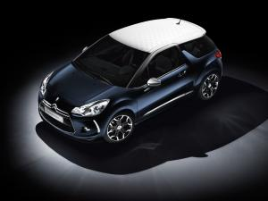 Citroen DS3 Opera Blue