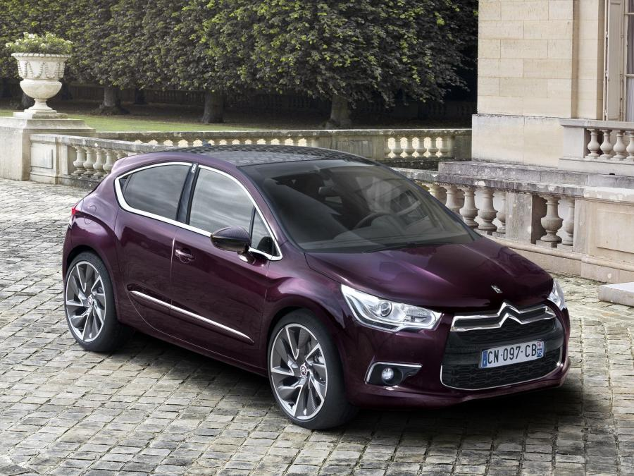 Citroen DS4 Faubourg Addict
