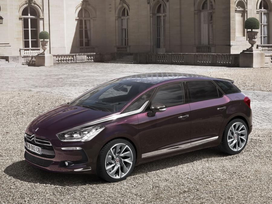 Citroen DS5 Faubourg Addict