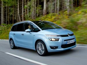 2013 Citroen Grand C4 Picasso (UK)