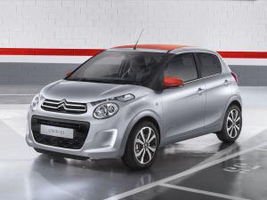 Citroen C1 Airscape 5-Door 2014 года