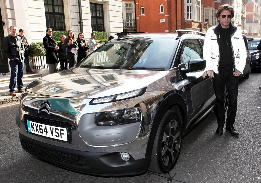 Citroen C4 Cactus Chrome Edition '2014