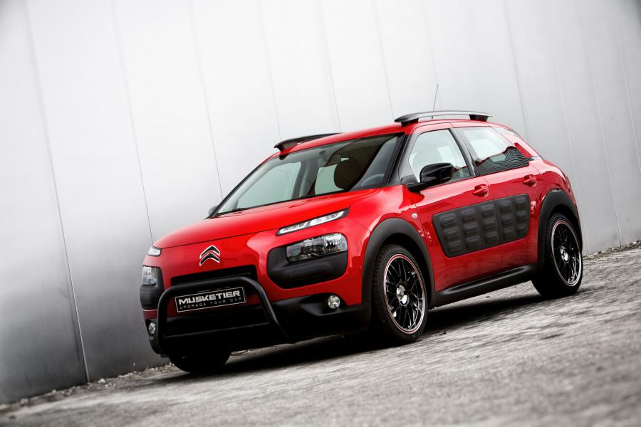 Citroen C4 Cactus by Musketier '2014
