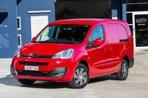 Citroen Berlingo Van Long 2015 года
