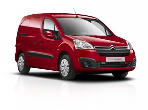 Citroen Berlingo Van 2015 года