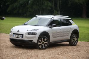 Citroen C4 Cactus Citroen Advanced Comfort Lab Prototype '2016