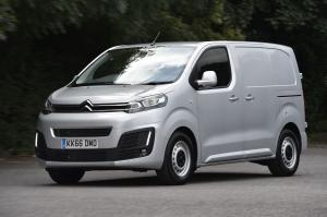 2016 Citroen Dispatch XS