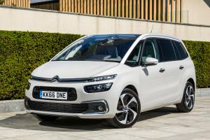 2016 Citroen Grand C4 Picasso (UK)