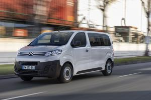2016 Citroen Jumpy Combi