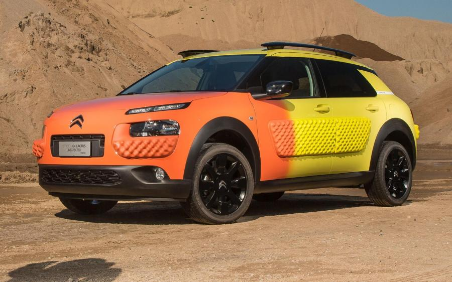 Citroen C4 Cactus Unexpected by Gufram '2017