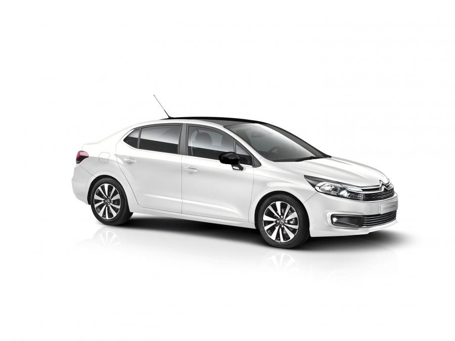 Citroen C4 Sedan Black Pack