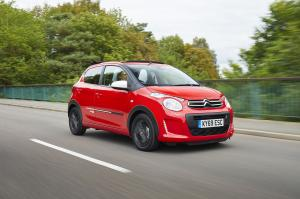 2018 Citroen C1 Urban Ride