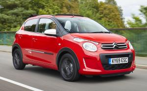 2018 Citroen C1 Urban Ride (UK)