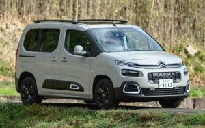 Citroen Berlingo Multispace (JP) '2019