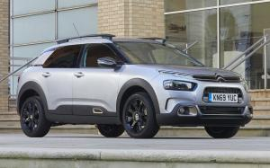 Citroen C4 Cactus Origins Collector's Edition 2019 года (UK)