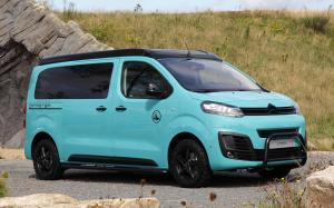 2018 Citroen Possl Campster Cult with Musketier Offroad Package