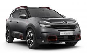 Citroen C5 Aircross C-Series (WW) '2020