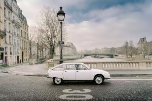 2020 Citroen GS by Tristan Auer for Les Bains