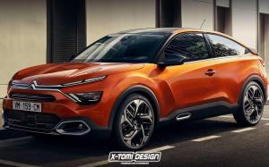Citroen C4 Coupe by X-Tomi Design '2020