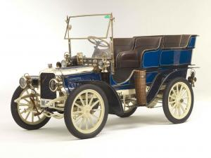 Clement 12-16 HP Rear-Entrance Tonneau '1903